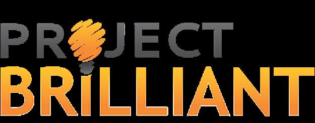 Project Brilliant Logo