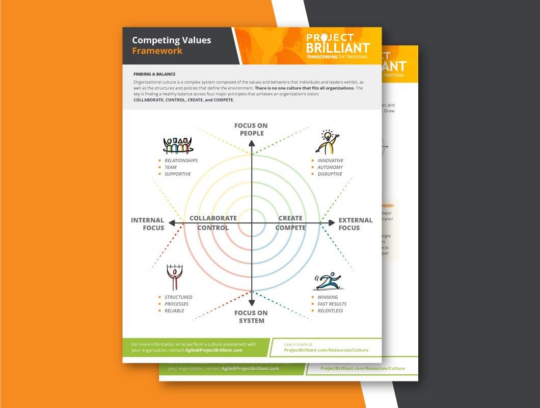 Competing Values Framework PDF