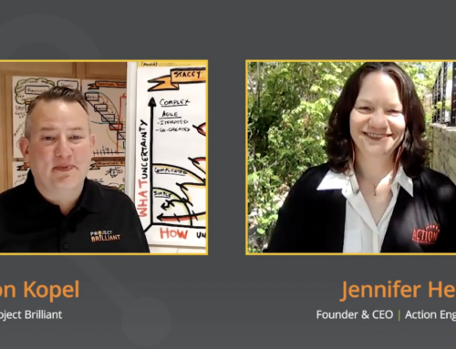 Agile Chaos Discussion with Jennifer Herron