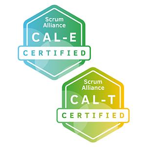 CAL-E CAL-T Certification Badges